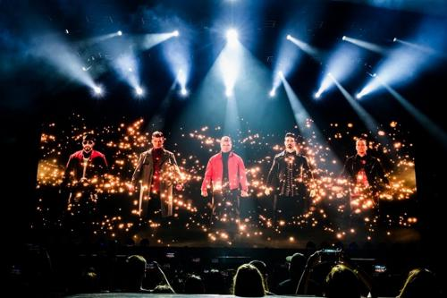 Backstreet Boys DNA World Tour 2019